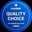 Crozdesk quality choice